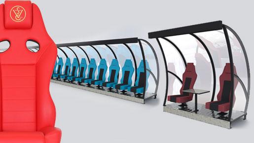 Fotel OMICRON