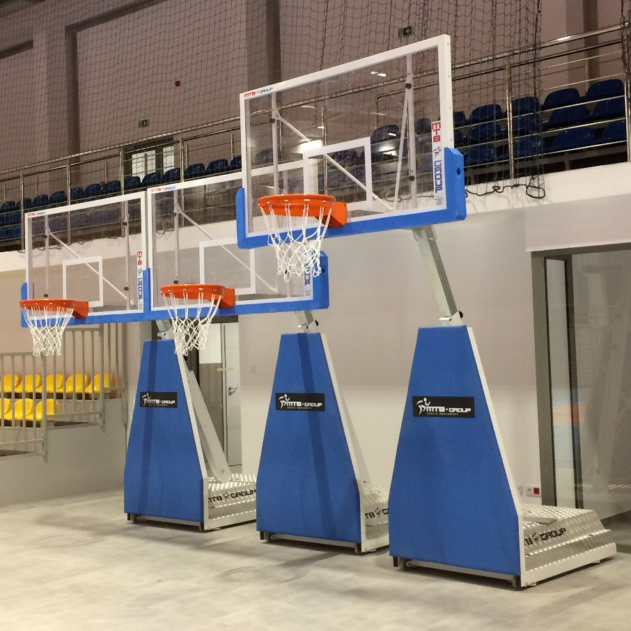 MOBILE BASKETBALL CONSTRUCTION 125 CM