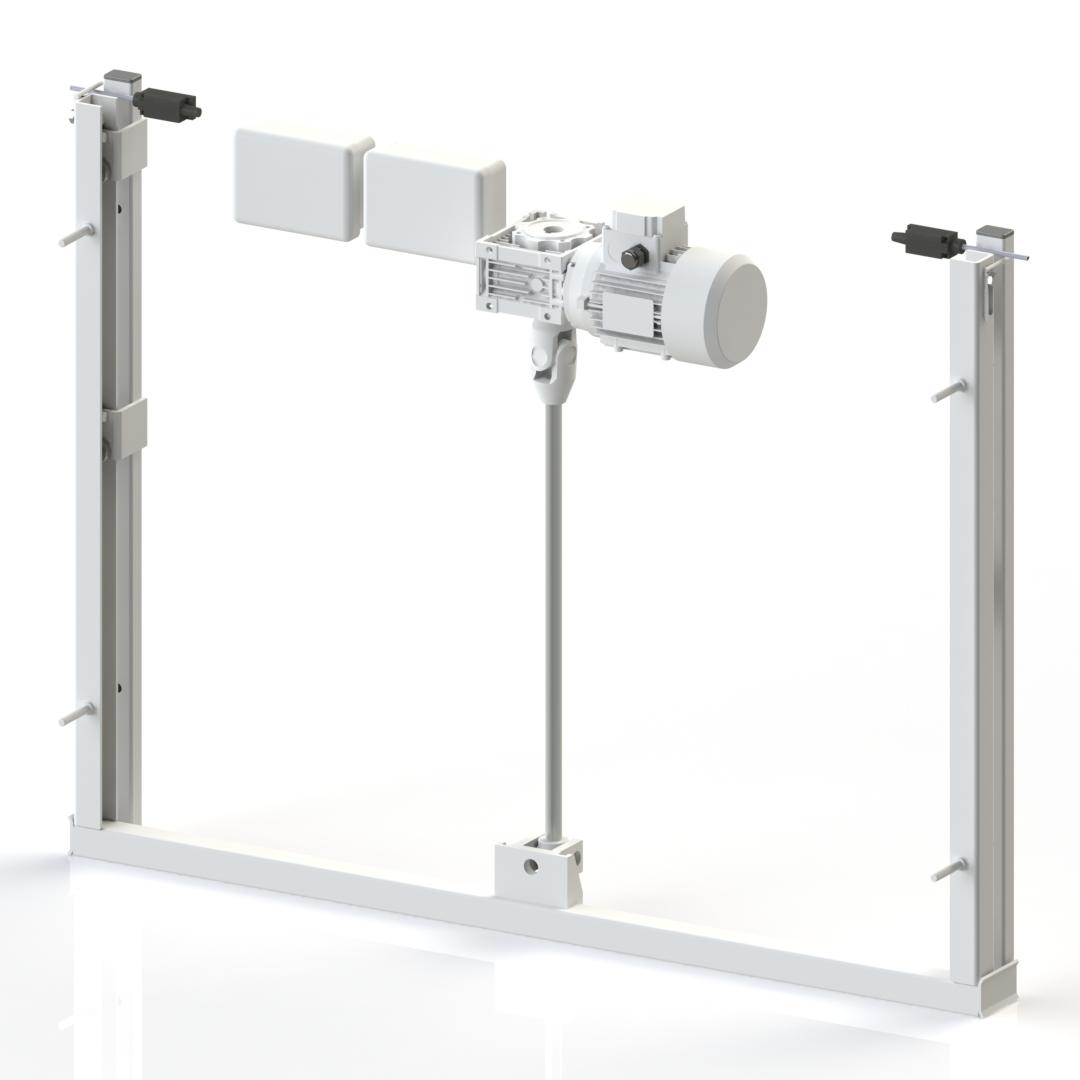Elektryczny mechanizm regulacji wysokości 90x120cm