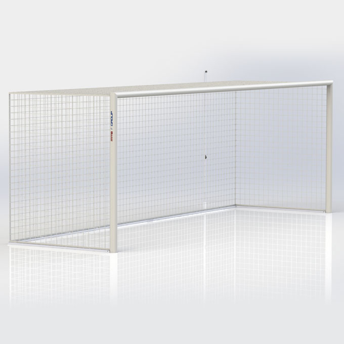 FOOTBALL GOALS, PORTABLE 7,32 x 2,44 M