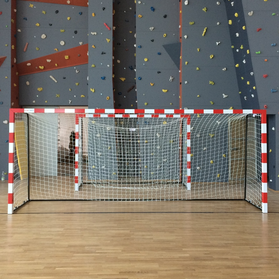 FOOTBALL GOAL 5X2 STEEL