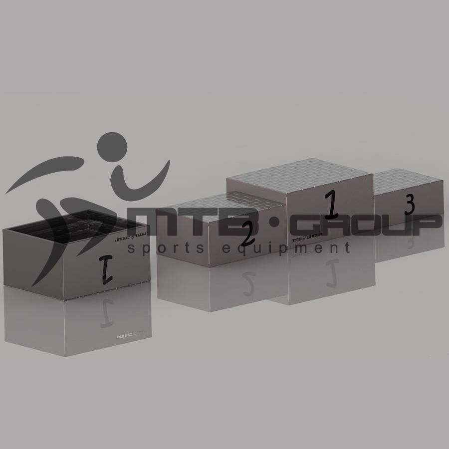 Pódium pre víťazov rozkladacie ( 3 časti )
