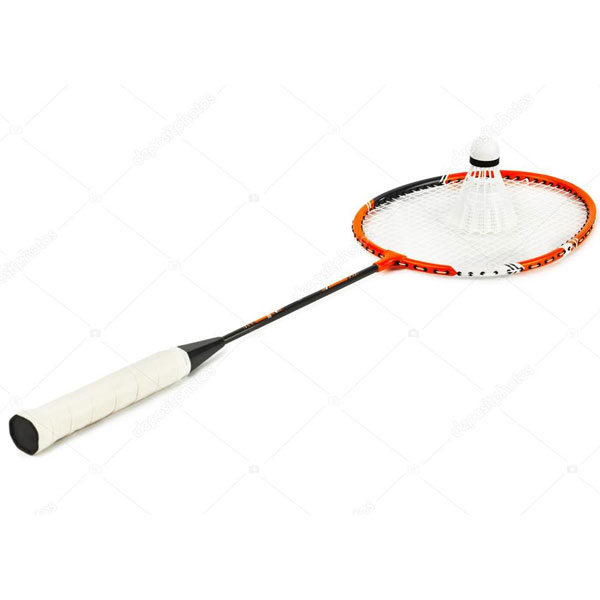 Tournament badminton rocket