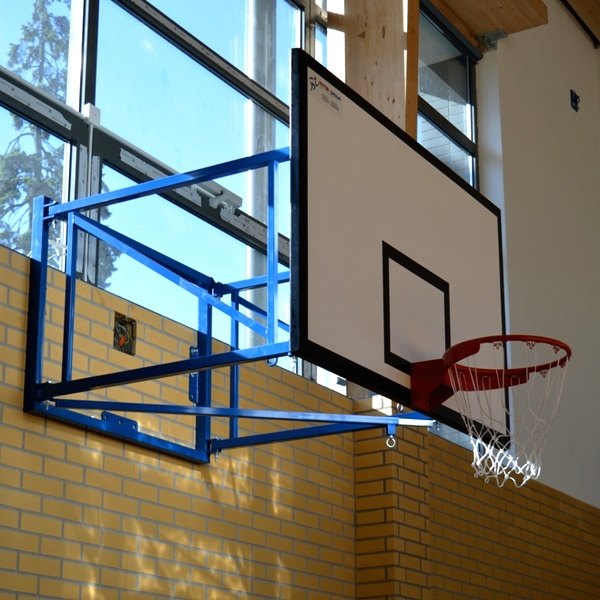 WALL-TILTING BASKETBALL CONSTRUCTION 100-180 CM