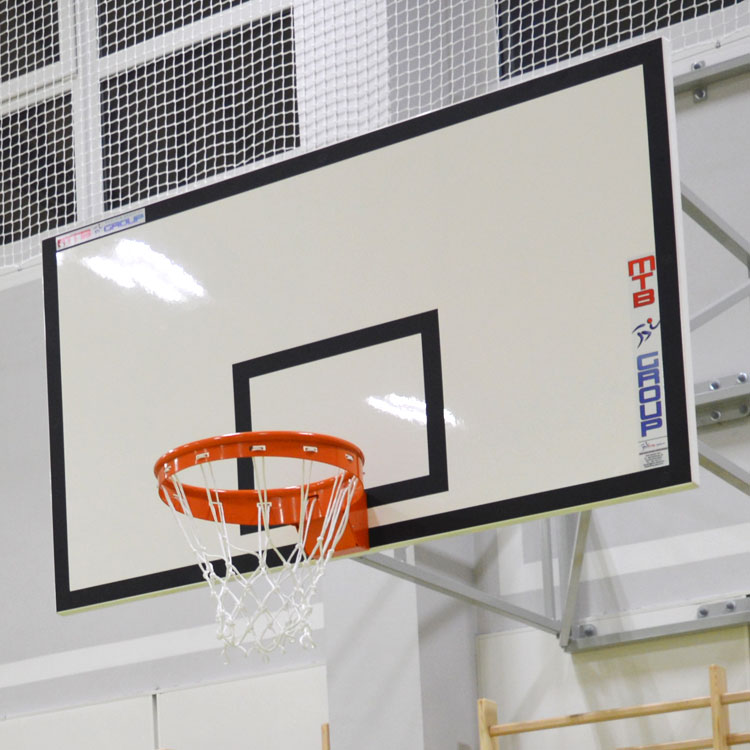 EPOXY LAMINATE BASKETBALL BACKBOARD 105X180 CM