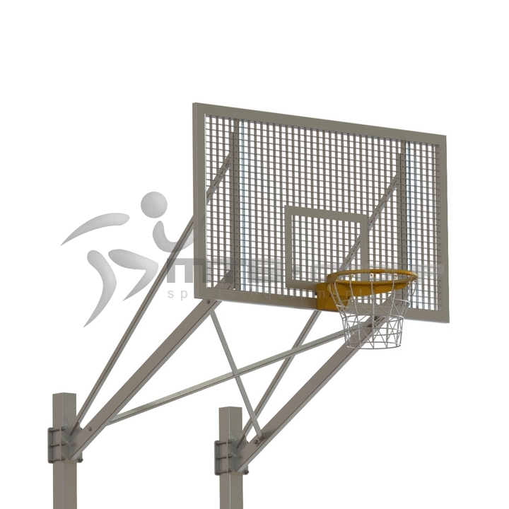 OPENWORK BASKETBALL BACKBOARD 105X180 CM