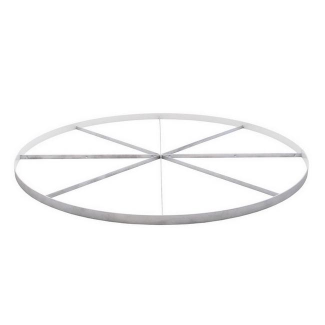 Kruh pre doku pre vrh guľou