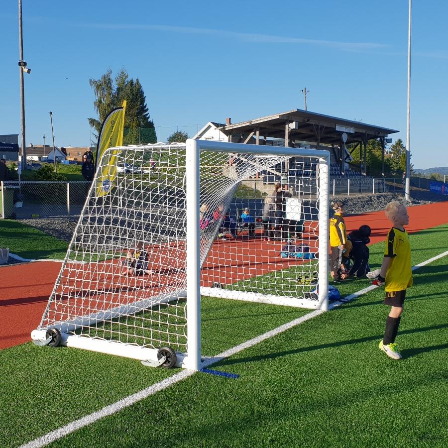 MTB-Mobilná Futbalová brána 3x2m