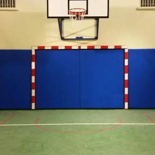 Hádzanárska brána na stenu 3x2 m