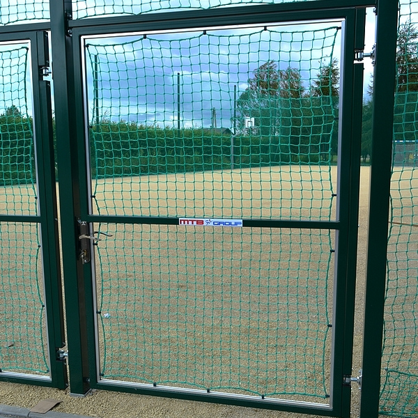 STEEL GATE FOR BALL CATCHER SYSTEM 1,2x2M