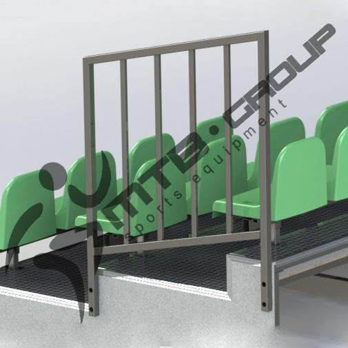 Dodatkowe barierki ochronne