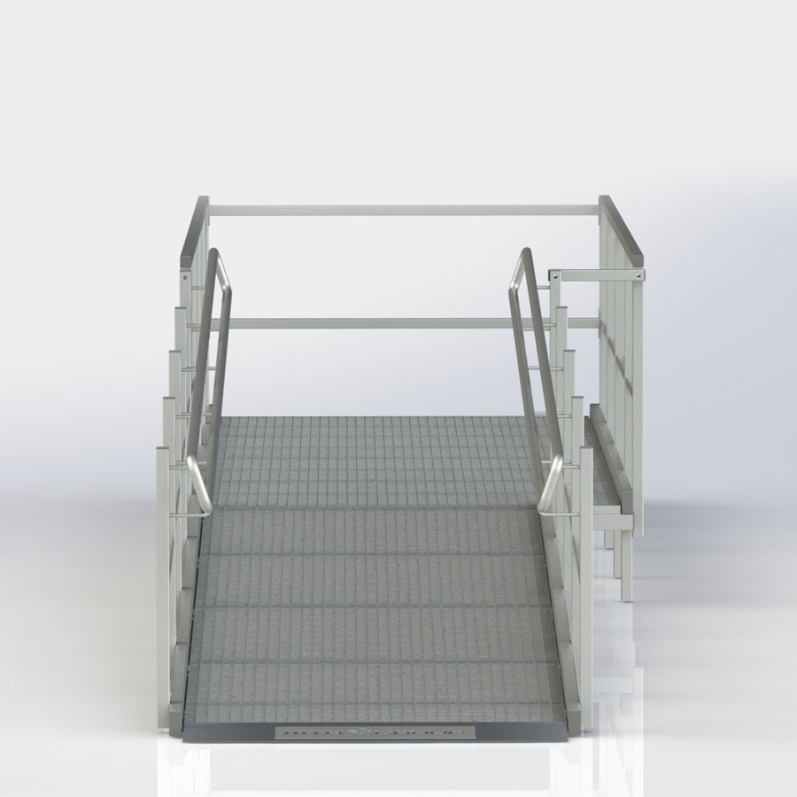 RAMP FOR DISABLED
