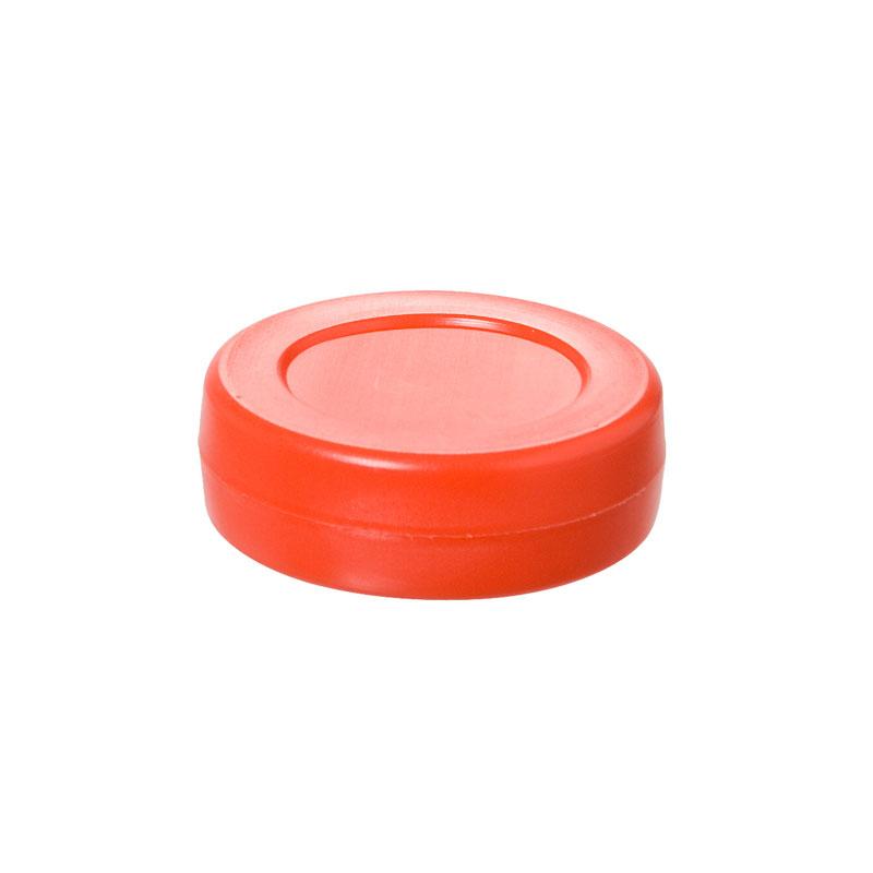 Floorball puck