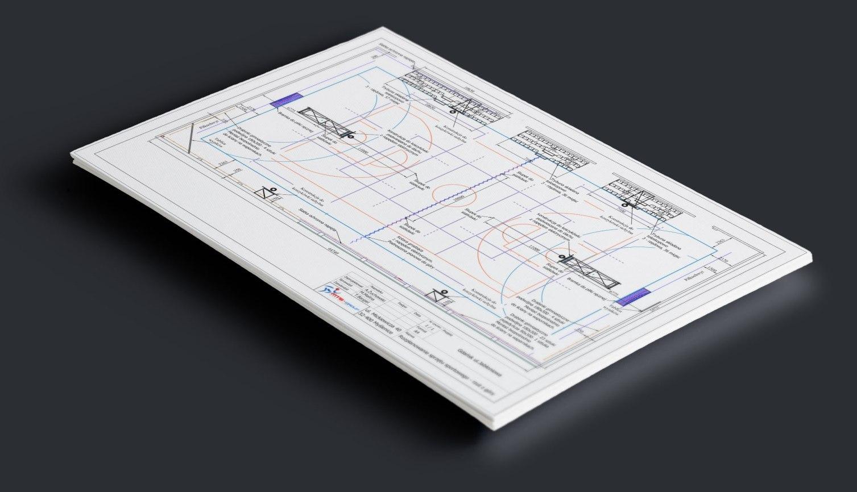 projektowanie wyposażenia sportowego