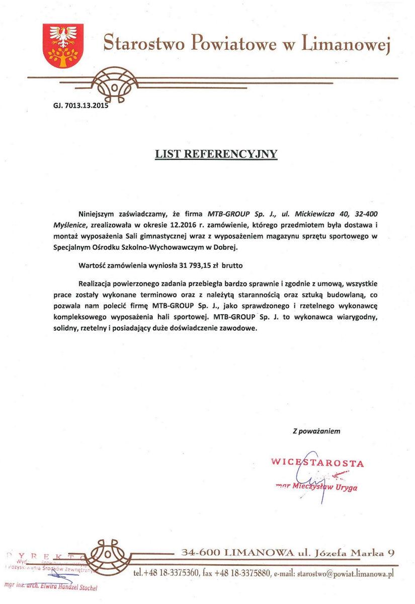 Referencje Góra Puławska