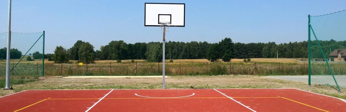 Wyposażenie boiska sportowego