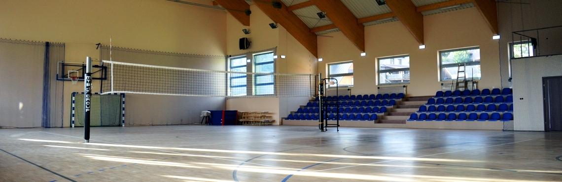 Wyposażenie sali gimnastycznej